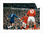 Denis Law by Anonymous