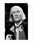 William Hartnell - the first Doctor by Sunday Mirror