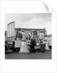 Lorry load of Daleks by Water