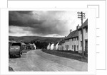 The main street in the village of Kielder by NCJ