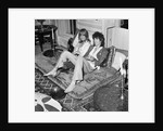 Keith Richards with Anita Pallenberg by Staff
