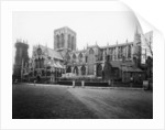A general view of York Minster by Anonymous