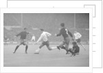 1966 World Cup First Round Group 1 match at Wembley. England 2 v Mexico 0. by Monte Fresco