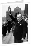 Winston Churchill by Daily Mirror