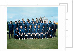Scottish Football team photo 1974 by Anonymous