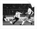 International Friendly match at Wembley Stadium. England 3 v Argentina 1. by Anonymous