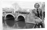 Bobby Moore in Amsterdam by Anonymous