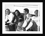 George Best, Bobby Campbell and Bobby Moore by Anonymous