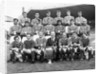 Manchester United European Cup winning team by Staff