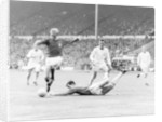 FA Cup Final 1963 Manchester United v Leicester City by Staff