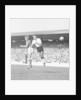 English League Division One match at Elland Road. Leeds United 2 v Burnley 3. by G. Thomas