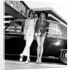 Rod Stewart with his fiancee Deidre Harrington by Staff