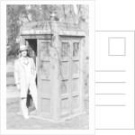 Peter Davison by Anonymous