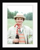 Sylvester McCoy as the Doctor by Anonymous