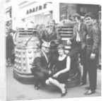 The Daleks come to Bond Street by Staff