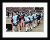 1990 World Cup Qualifier at Wembley Stadium, England 5 v Albania 0 by Slater