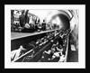 Londoners use Aldwych Underground Station as an air raid shelter by Staff