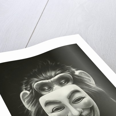 Anonymous by Lukas Brezak