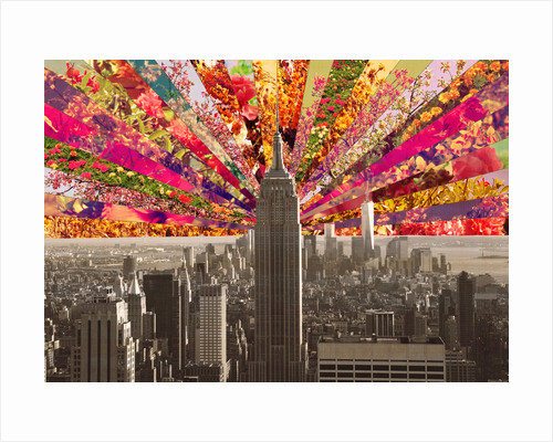 Blooming New York by Bianca Green