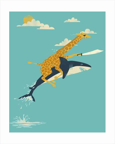Onward! Art Print by Jay Fleck