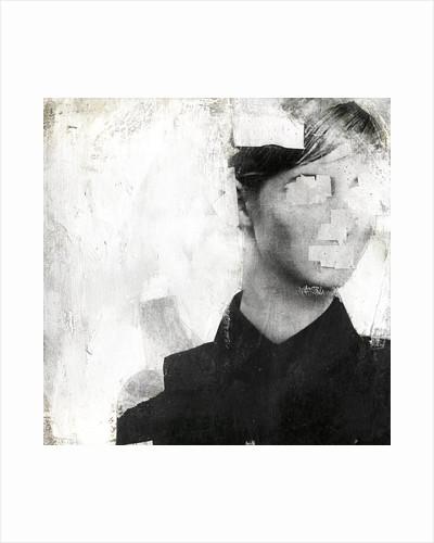 Faceless No 1 Art Print by Famous When Dead