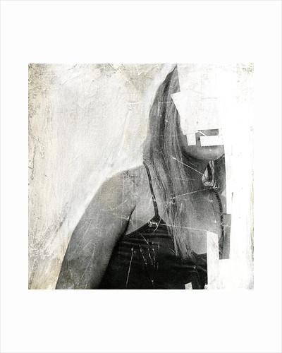Faceless No 3 Art Print by Famous When Dead