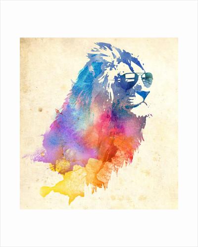 Sunny Leo Art Print by Robert Farkas