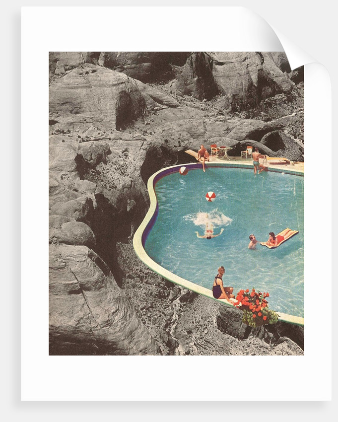 Is this the place that they call paradise? by Jesse Treece