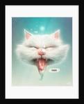 Water Kitty by Lukas Brezak