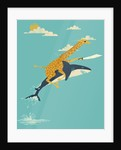 Onward! Art Print by Jay Fleck