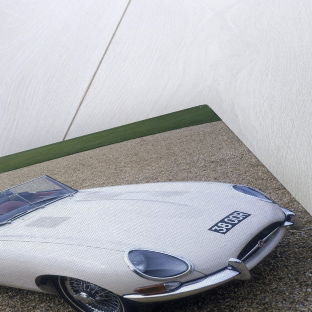 1962 Jaguar E Type by Unknown