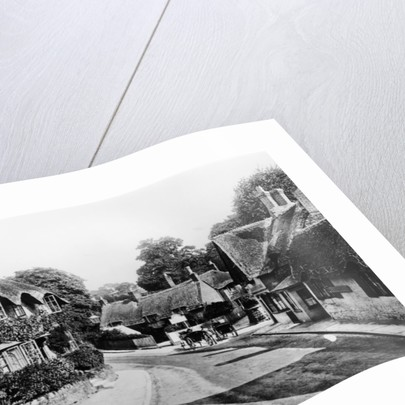 A street through Shanklin by Anonymous