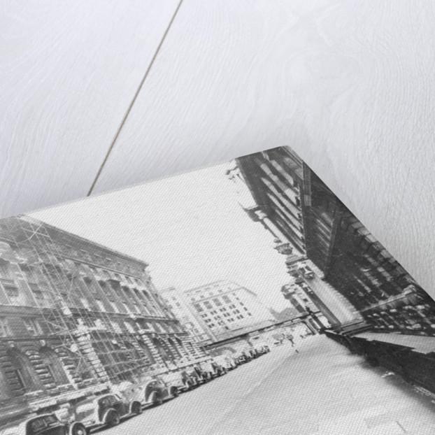 Brunswick Street by Anonymous