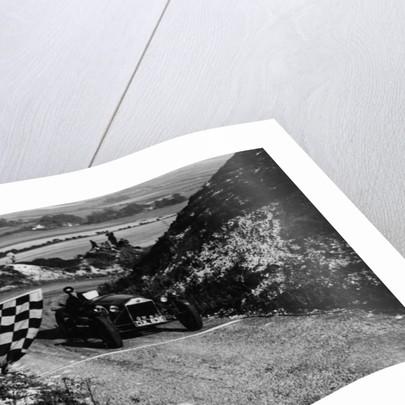 Lancia Lambda, Firle Hill Climb by Anonymous