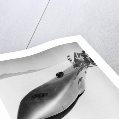 'Goldenrod' Land Speed Record car by Anonymous