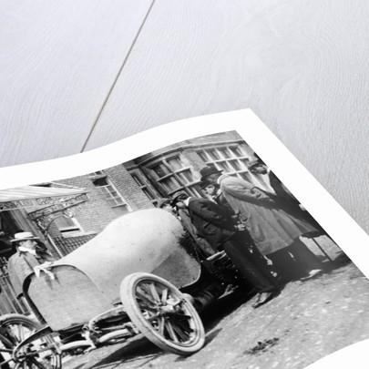 Baron Henri de Rothschild's 40 hp Mercedes by Anonymous