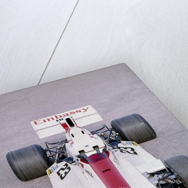 1975 Embassy Hill GH2 Formula 1 racing car by Unknown