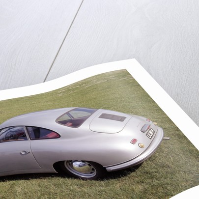 1951 Porsche 356 by Anonymous