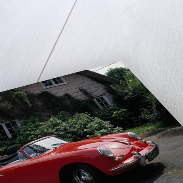1959 Porsche 356B Super 90 by Unknown