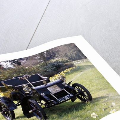 1903 Cadillac Model A by Unknown