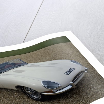 1962 Jaguar E Type 3.8 by Unknown