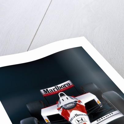 1988 McLaren Honda MP4/4 by Unknown