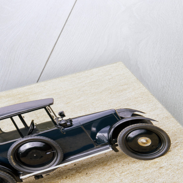 A 1922 Rover 8 car by Anonymous