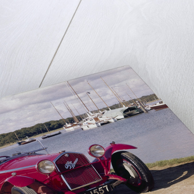 A 1929 Alfa Romeo 8C 2300 by Unknown