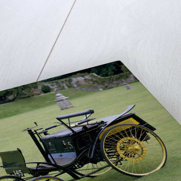 An 1894 Benz Velo by Unknown
