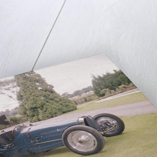 A 1934 Bugatti by Unknown
