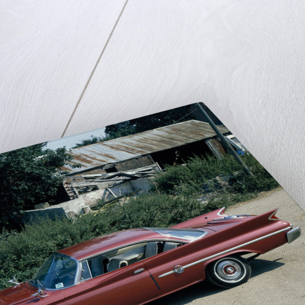 A 1960 Chrysler 300F by Unknown