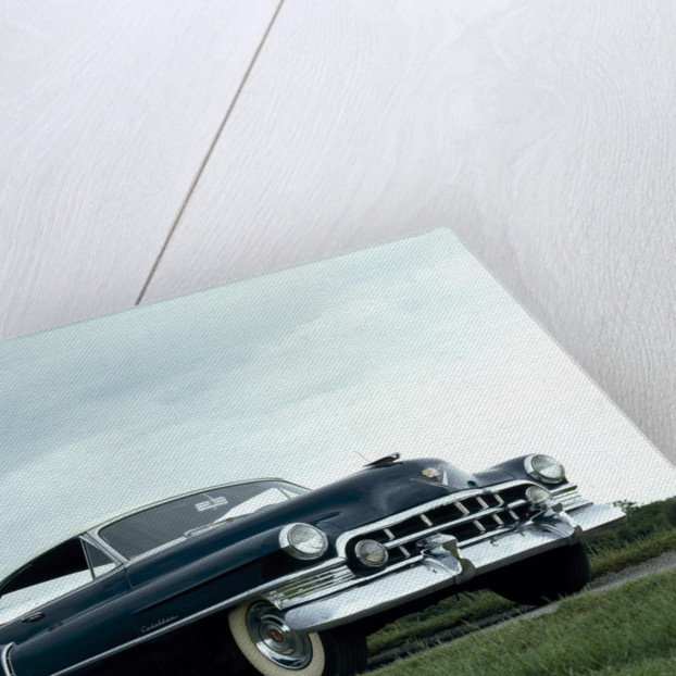 A 1950 Cadillac 60S 2 Door Coupe by Unknown