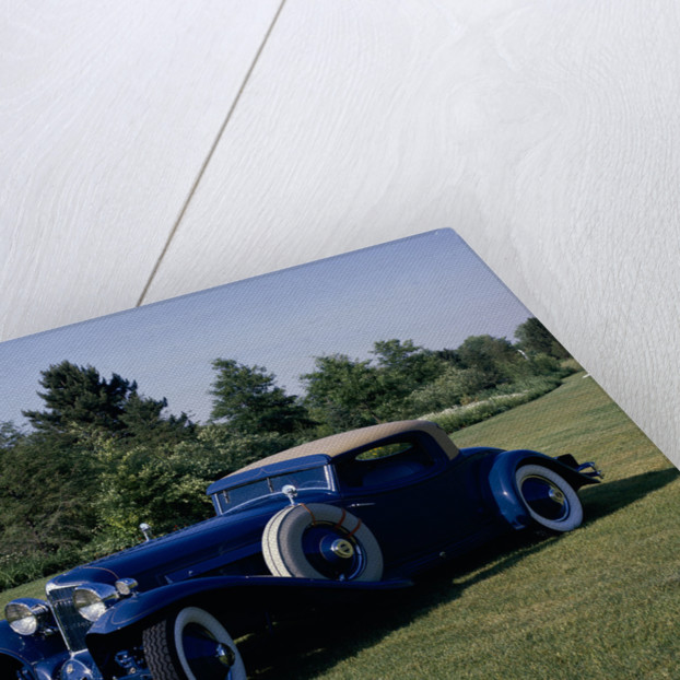 A 1930 Cord L29 by Unknown