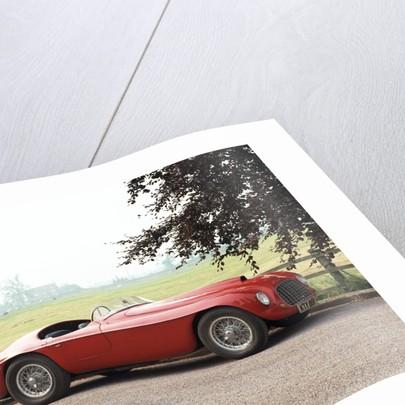 1950 Ferrari 166 Barchetta by Unknown